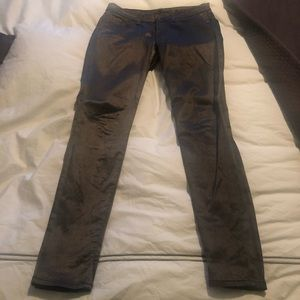 7 for all Mankind Coated Denim Size 28